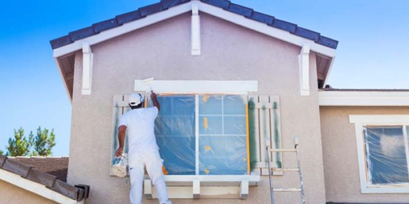 Hiring an Exterior Painting Contractor