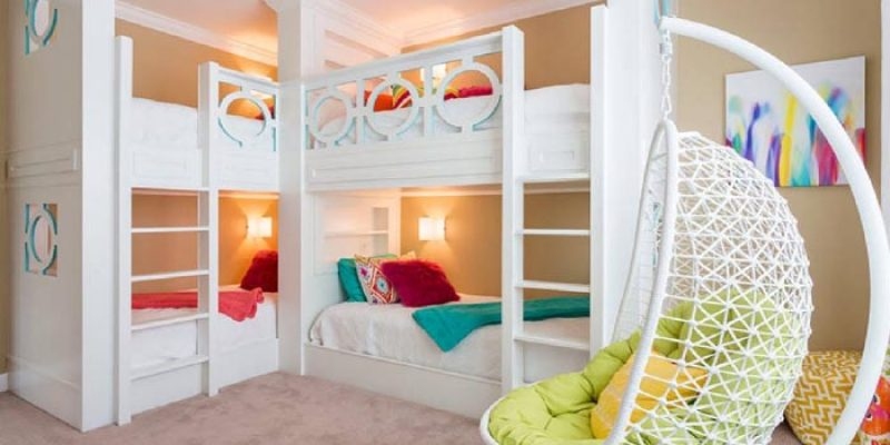 Living Spaces Beds – The Bunk Beds